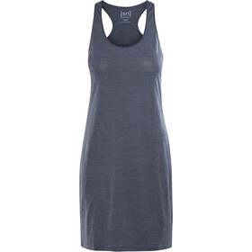 super.natural Essential Racer Dress Dame navy blazer melange